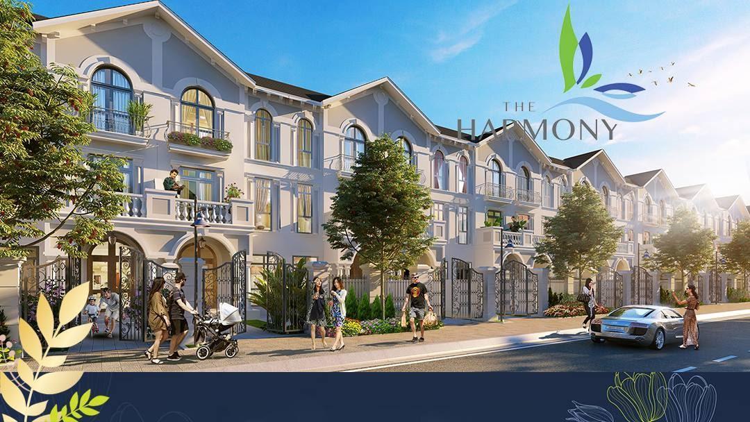 mua nhà ở Vinhomes The Harmony