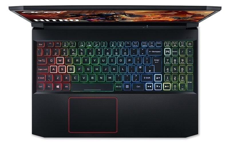 bàn phím Acer Nitro 5