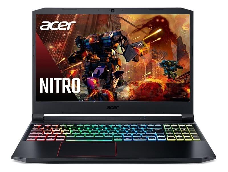 laptop Acer Nitro 5 phục vụ giải trí