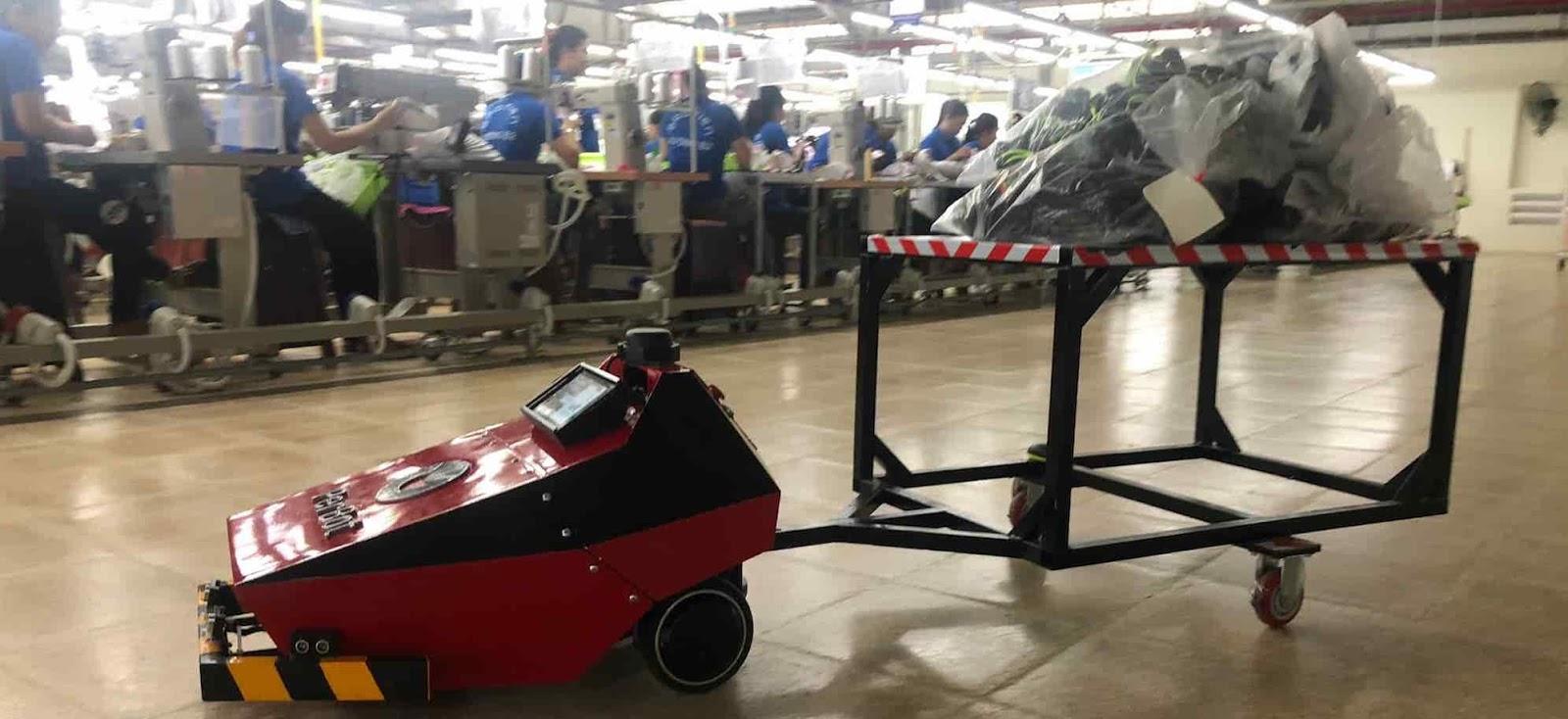 Uniduc tuyển dụng kỹ sư robot