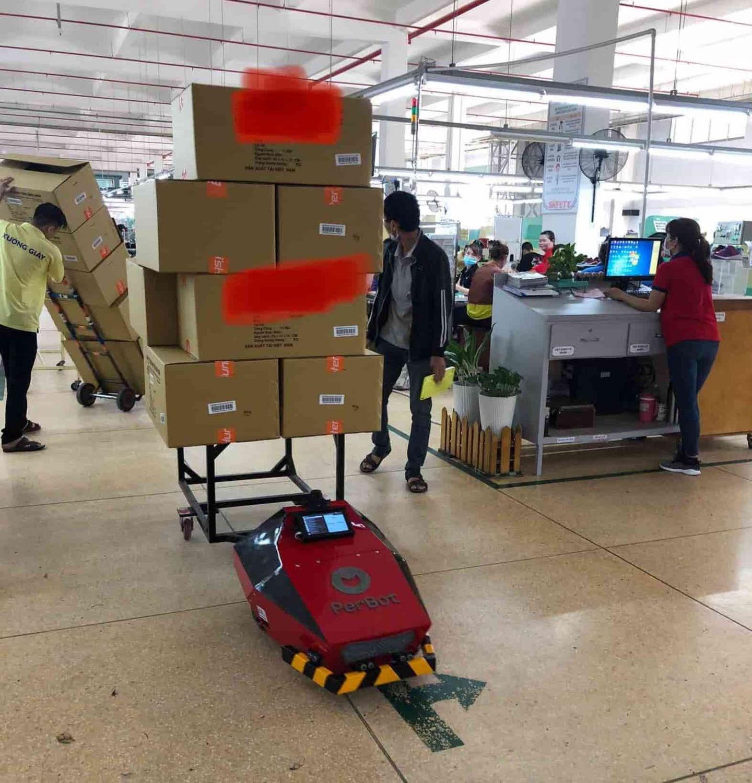 Robot AGV Perbot Uniduc là gì