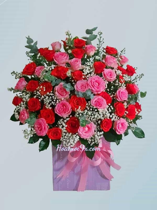 Hoa tuoi sinh nhật